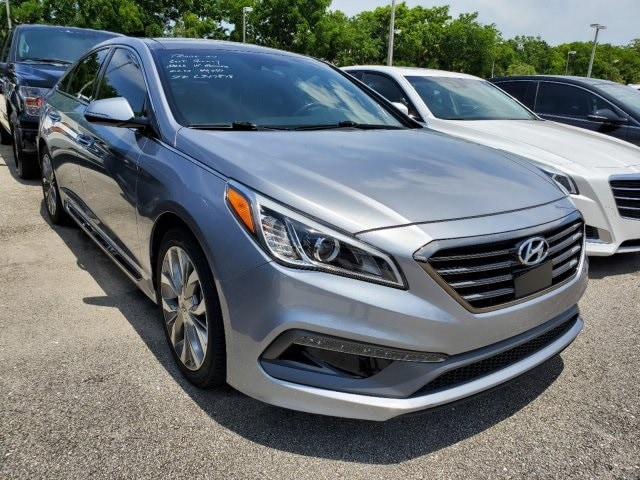 2016 Hyundai Sonata Limited 2.0T Sedan