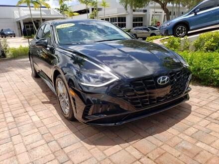 2020 Hyundai Sonata SEL Sedan