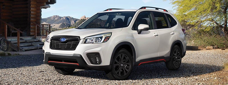 New 2019 Forester Coconut Creek Florida