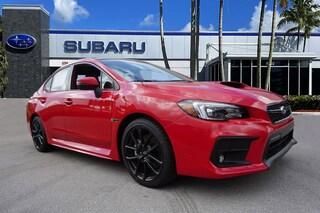 New Subaru 2020 Subaru WRX Limited Sedan for sale at Coconut Creek Subaru in Coconut Creek, FL