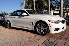 Used cars 2014 BMW 4 Series 435i Convertible S737144 for sale in Coconut Creek, FL at Coconut Creek Subaru