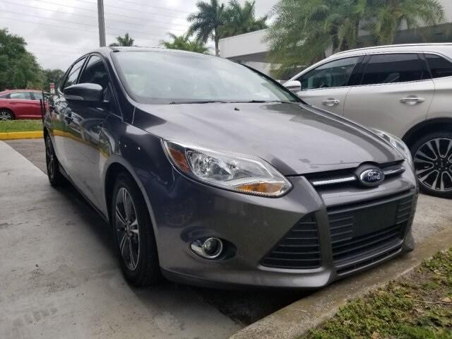 Used 2014 Ford Focus SE Hatchback For Sale Near Fort Lauderdale, FL At  Coconut Creek