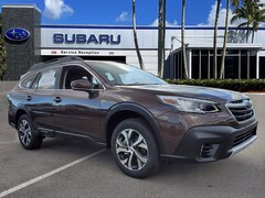 New 2021 Subaru Outback Limited SUV for Sale near Fort Lauderdale