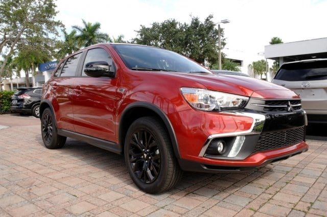 2018 Mitsubishi Outlander Sport ES SUV for sale near Fort Lauderdale, FL