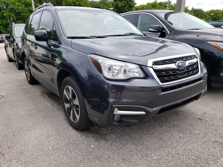 2018 Subaru Forester 2.5i Premium SUV for sale near Fort Lauderdale, FL
