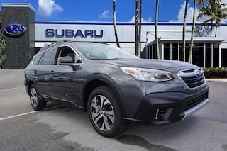 New Subaru 2020 Subaru Outback Limited SUV for sale at Coconut Creek Subaru in Coconut Creek, FL