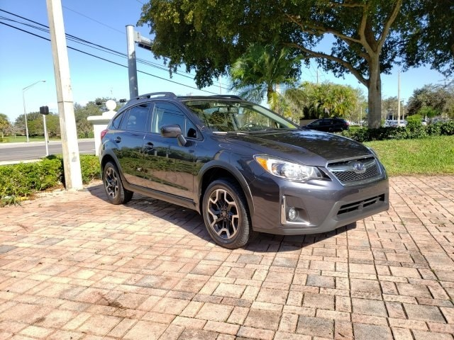 2016 Subaru Crosstrek 2.0i Premium SUV for sale near Fort Lauderdale, FL
