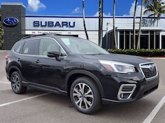 New 2021 Subaru Forester Limited SUV for Sale in Coconut Creek, FL