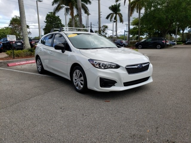 2018 Subaru Impreza 2.0i Hatchback for sale near Fort Lauderdale, FL