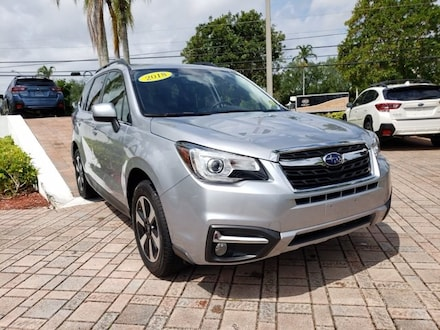 2018 Subaru Forester 2.5i Limited SUV for sale near Fort Lauderdale, FL