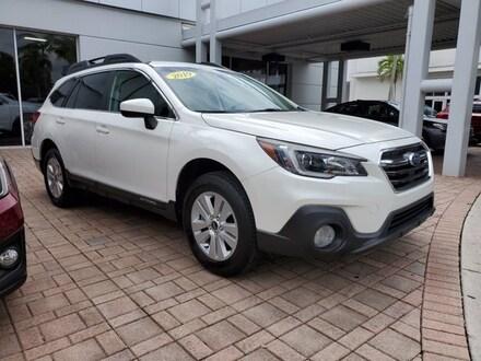 2019 Subaru Outback 2.5i SUV for sale near Fort Lauderdale, FL