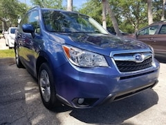 Certified Pre-Owned 2016 Subaru Forester 2.5i Limited SUV JF2SJAHC6GH516211 for Sale near Fort Lauderdale