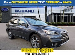 New 2021 Subaru Outback Limited XT SUV for Sale near Fort Lauderdale