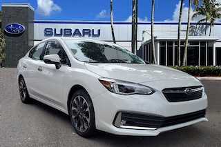 New Subaru 2020 Subaru Impreza Limited Sedan for sale at Coconut Creek Subaru in Coconut Creek, FL