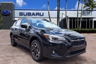 New Subaru 2020 Subaru Crosstrek Limited SUV for sale at Coconut Creek Subaru in Coconut Creek, FL