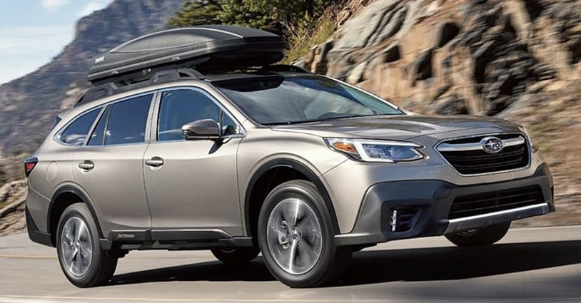 New 2021 Outback Coconut Creek Subaru
