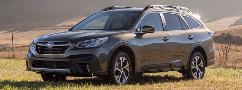 New 2021 Subaru Outback Coconut Creek FL