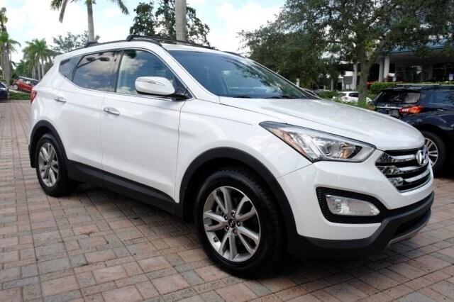 2016 Hyundai Santa Fe Sport 2.0L Turbo SUV for sale near Fort Lauderdale, FL