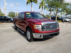 Used cars 2013 Ford F-150 XLT Truck HF83621 for sale in Coconut Creek, FL at Coconut Creek Subaru
