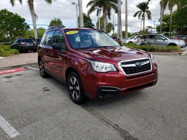 2018 Subaru Forester 2.5i SUV for sale near Fort Lauderdale, FL