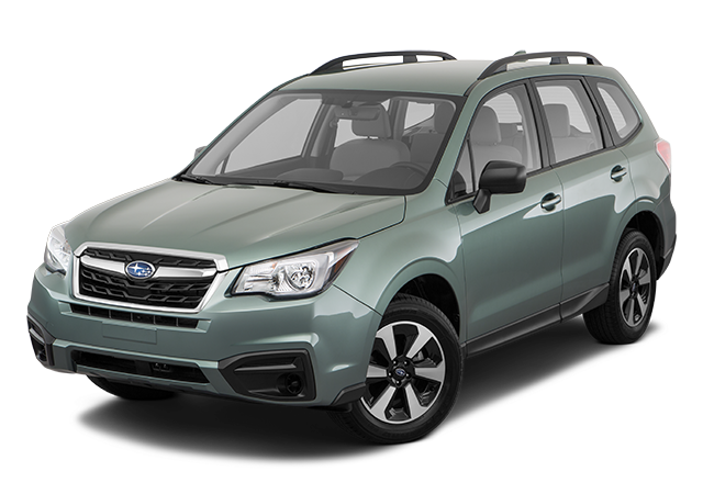 2018 Subaru Forester Lease Special