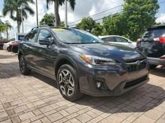 Certified Pre-Owned 2019 Subaru Crosstrek 2.0i Limited SUV JF2GTAMC5K8255118 for Sale near Fort Lauderdale