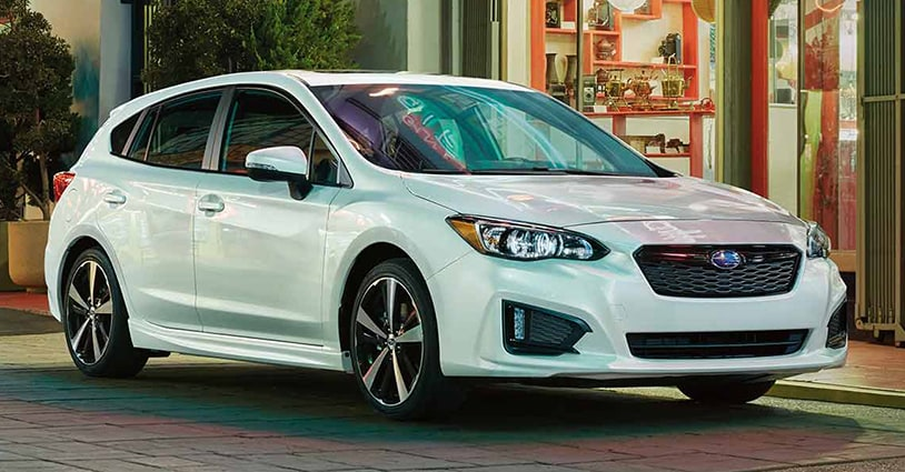 New 2019 Impreza Coconut Creek Subaru