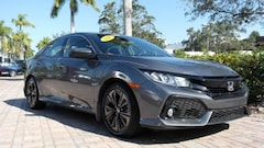 Used cars 2017 Honda Civic EX Hatchback S205476 for sale in Coconut Creek, FL at Coconut Creek Subaru