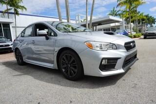 New Subaru 2020 Subaru WRX Base Model Sedan for sale at Coconut Creek Subaru in Coconut Creek, FL