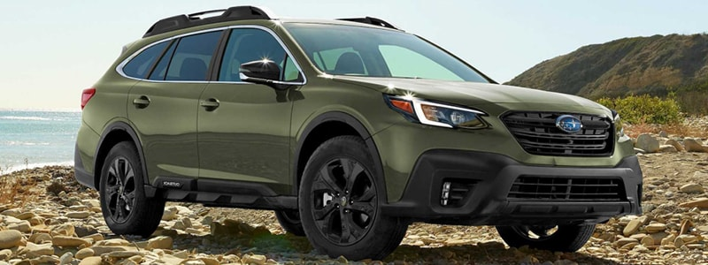 2021 Subaru Outback Coconut Creek FL