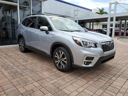 2019 Subaru Forester Limited SUV for sale near Fort Lauderdale, FL