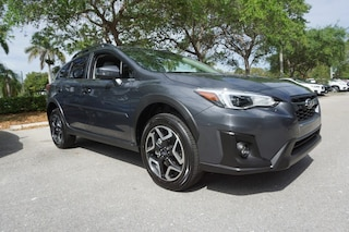 New Subaru 2020 Subaru Crosstrek Limited SUV for sale at Coconut Creek Subaru in Coconut Creek, FL