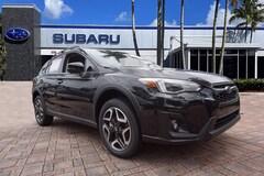 New 2020 Subaru Crosstrek Limited SUV for Sale near Miami