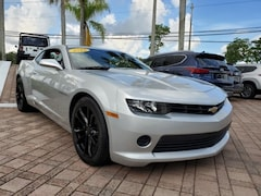 Used cars 2015 Chevrolet Camaro 2LS Coupe H212717 for sale in Coconut Creek, FL at Coconut Creek Subaru