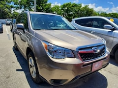 Certified Pre-Owned 2016 Subaru Forester 2.5i Premium SUV JF2SJADC9GH547538 for Sale near Fort Lauderdale