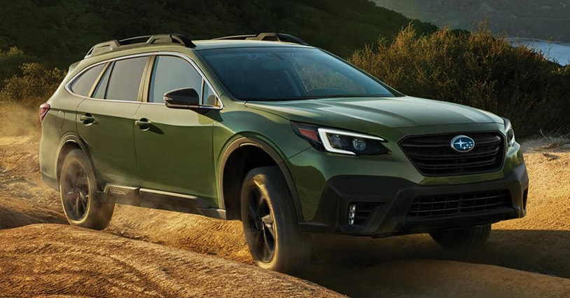 New 2020 Outback Coconut Creek Subaru