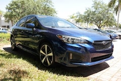 Certified Pre-Owned 2017 Subaru Impreza 2.0i Sport Sedan 4S3GKAK64H3604869 for Sale near Fort Lauderdale