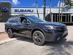 New 2021 Subaru Outback Onyx Edition XT SUV for Sale near Fort Lauderdale