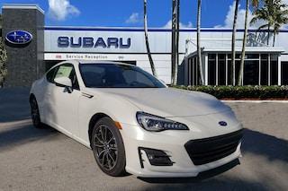 New Subaru 2020 Subaru BRZ Limited Coupe for sale at Coconut Creek Subaru in Coconut Creek, FL
