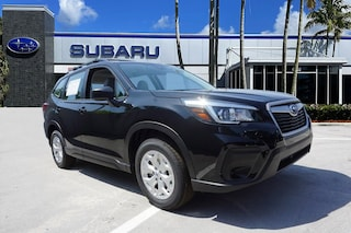 New Subaru 2020 Subaru Forester Base Trim Level SUV for sale at Coconut Creek Subaru in Coconut Creek, FL