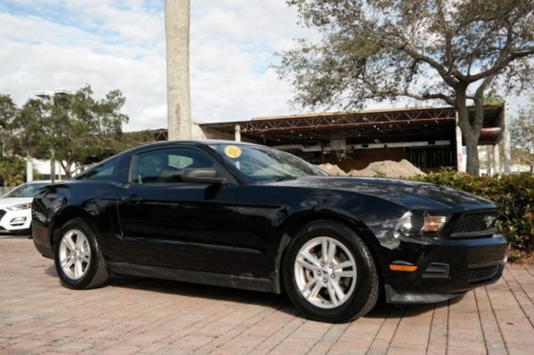 Used 2011 Ford Mustang V6 Coupe for sale near Fort Lauderdale, FL at Coconut Creek Subaru