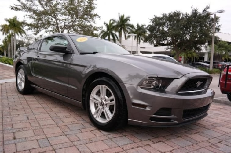 Used 2014 Ford Mustang V6 Coupe for sale near Fort Lauderdale, FL at Coconut Creek Subaru