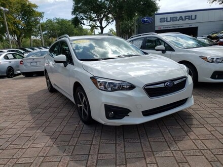 2019 Subaru Impreza 2.0i Premium Hatchback for sale near Fort Lauderdale, FL