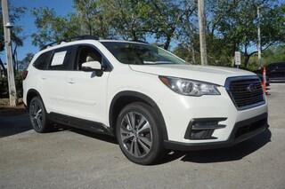 New Subaru 2020 Subaru Ascent Limited 7-Passenger SUV for sale at Coconut Creek Subaru in Coconut Creek, FL