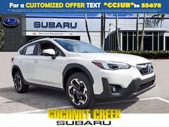 New 2021 Subaru Crosstrek Limited SUV for Sale near Miami