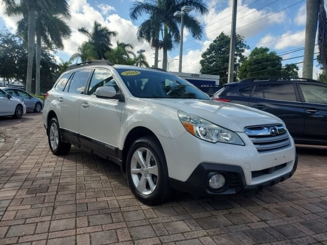 2014 Subaru Outback 2.5i SUV for sale near Fort Lauderdale, FL