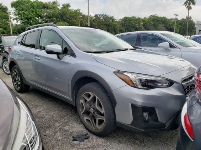 2018 Subaru Crosstrek 2.0i Limited SUV for sale near Fort Lauderdale, FL