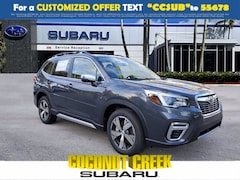 New 2021 Subaru Forester Touring SUV for Sale in Coconut Creek, FL