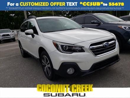 2018 Subaru Outback 2.5i SUV for sale near Fort Lauderdale, FL