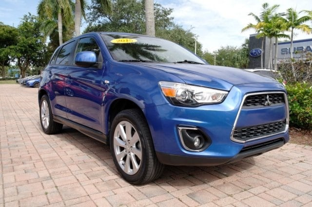2015 Mitsubishi Outlander Sport ES SUV for sale near Fort Lauderdale, FL